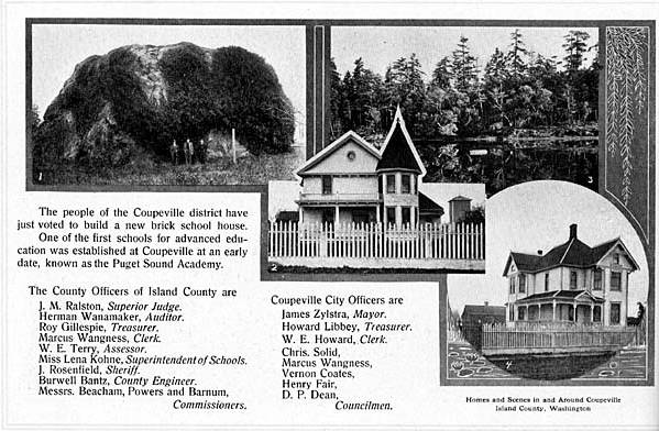 Island County: World Beater, Coupeville government page 18