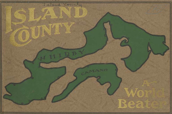 Island County: World Beater, cover