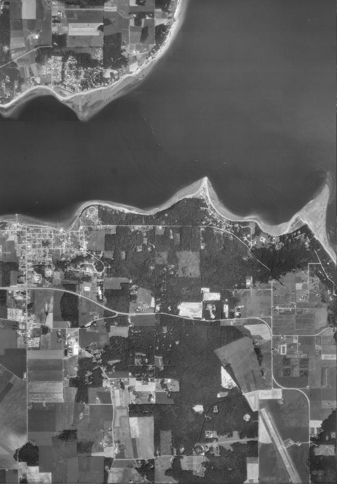 1990-06-21 Western Mapping Center aerial photo of Long Point and Coupeville