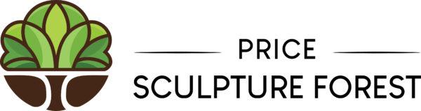 Price Sculpture Forest logo - horizontal