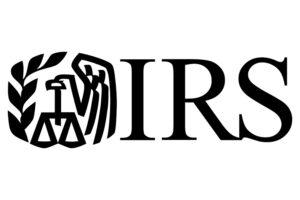 Internal Revenue Service IRS logo