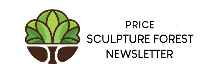 Price Sculpture Forest Newsletter logo