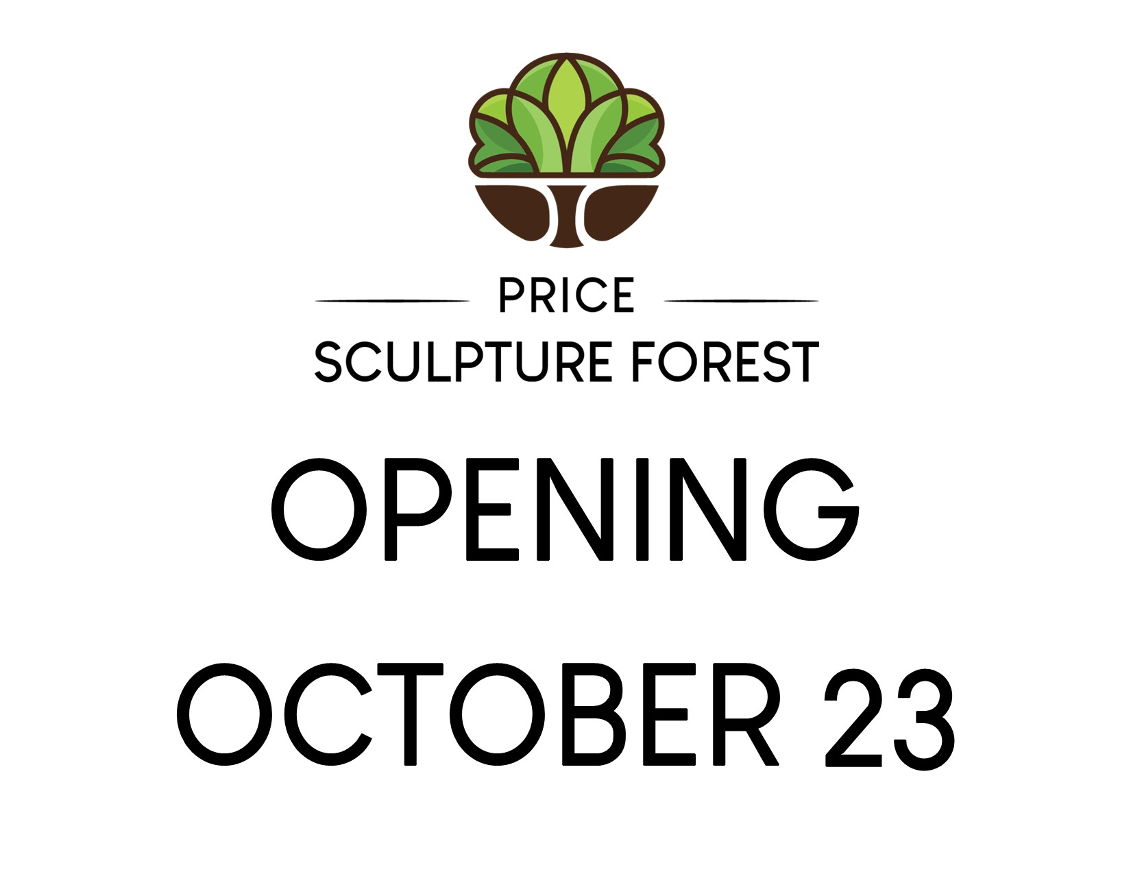 Price Sculpture Forest sculpture park in Coupeville on Whidbey Island opening October 23 2020