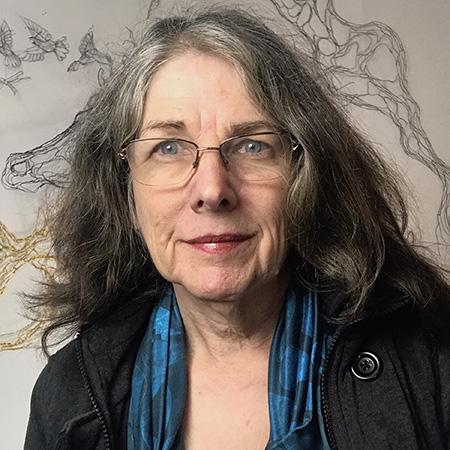 Elizabeth Berrien with Price Sculpture Forest