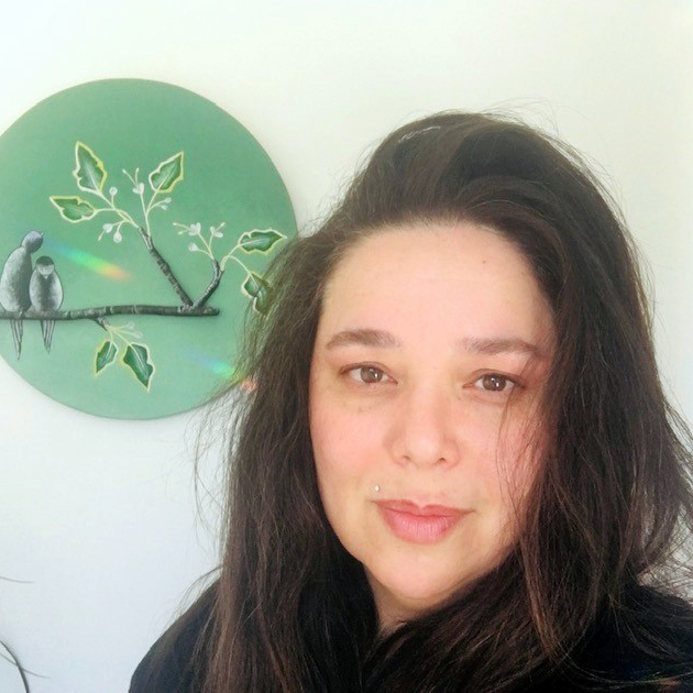Jennifer Kapnek painter sculptor with Price Sculpture Forest