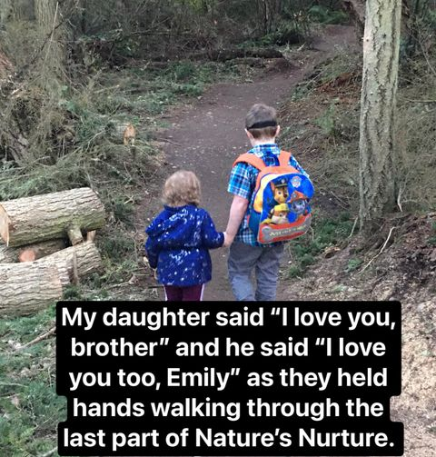 2021-01-20 Daughter Emily and son Aiden - by Amy Laura Lynn of Marysville WA