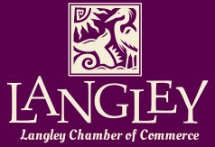 Langley Chamber of Commerce logo
