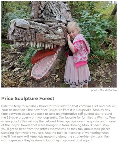 Red Tricycle article 8 Field Trips That Make the Grade for Families and Pods section about Price Sculpture Forest.pdf