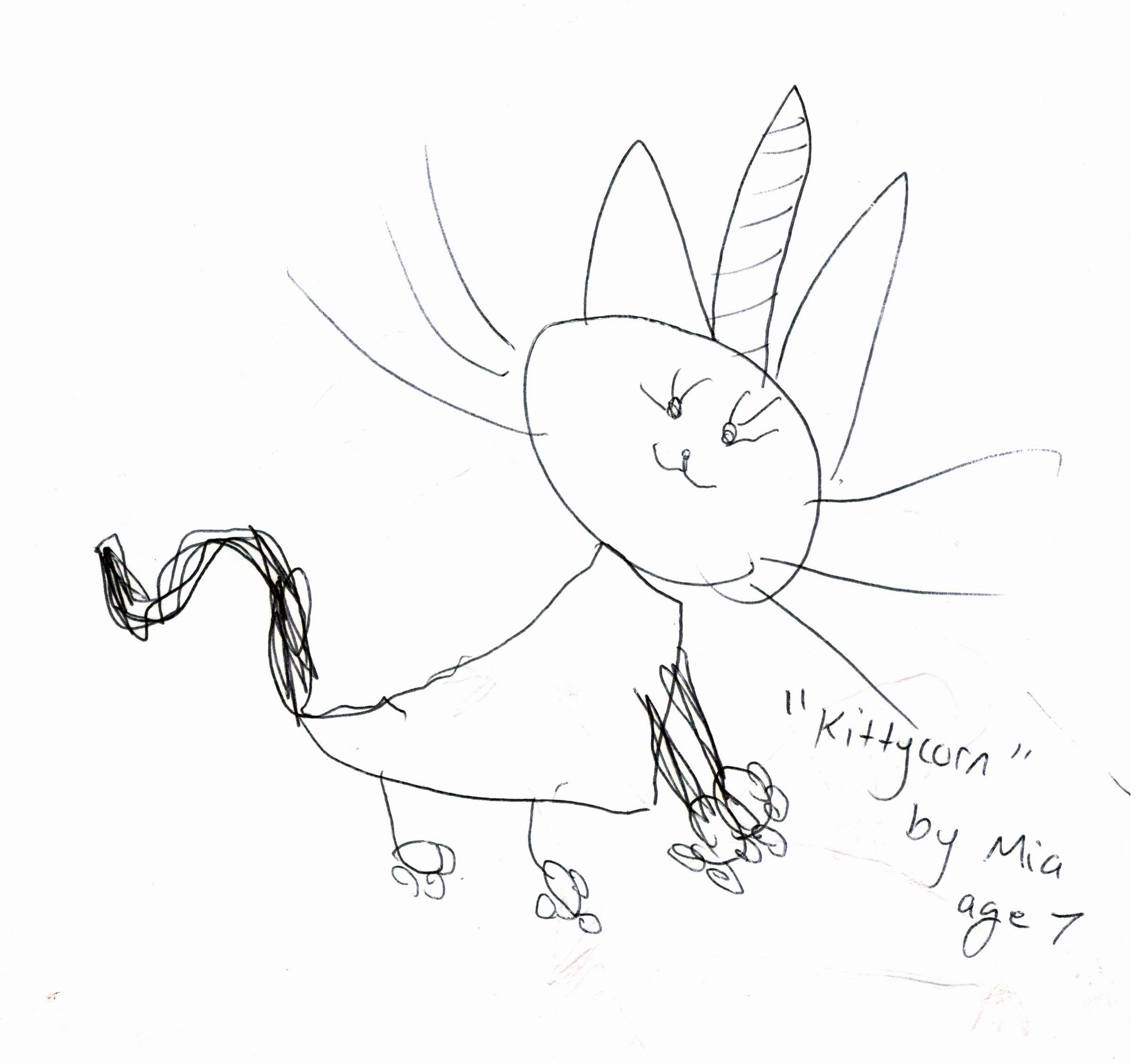 Kittycorn by Mia