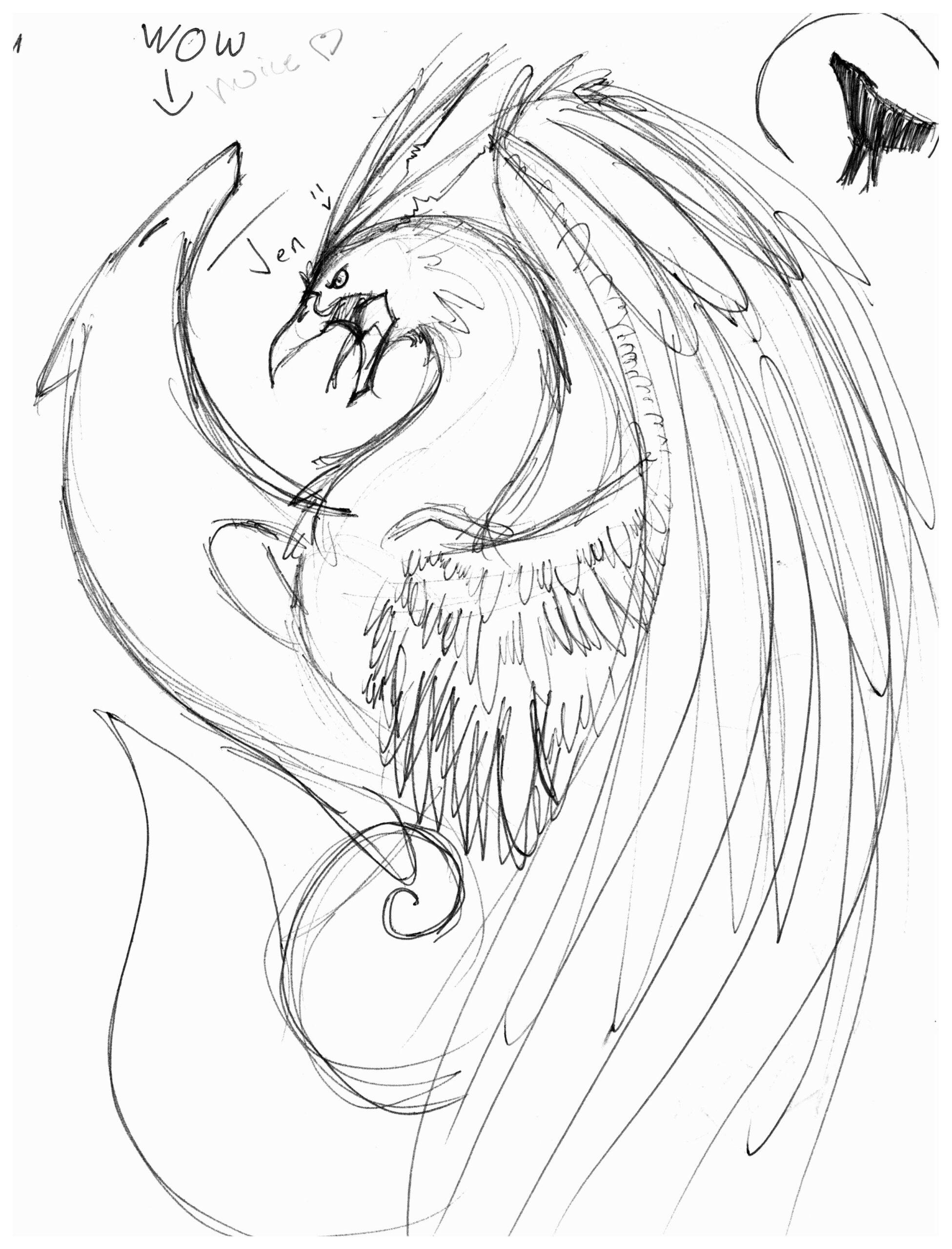 Dragon by Jen